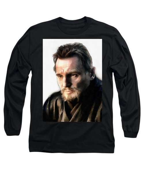 Liam Neeson Long Sleeve T-Shirt