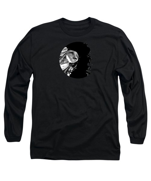 Liberated Long Sleeve T-Shirt by DM Davis