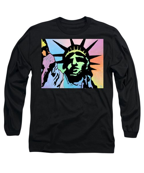 Liberty Of Colors - Bright Long Sleeve T-Shirt