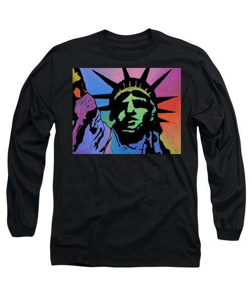 Liberty Of Colors Long Sleeve T-Shirt