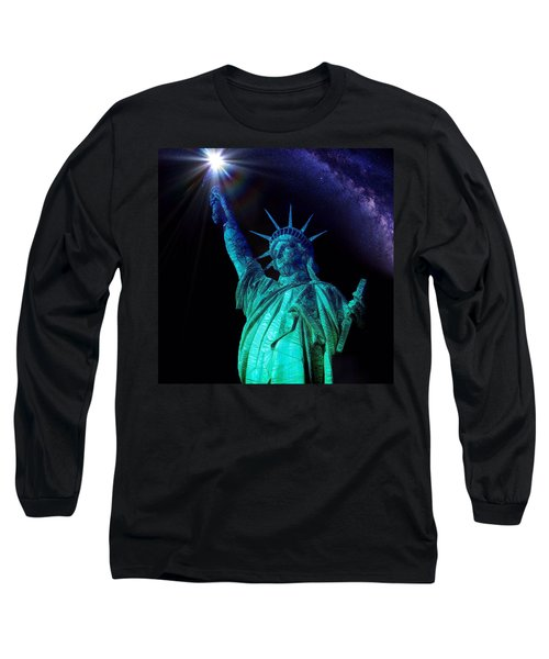 Liberty Sky Long Sleeve T-Shirt