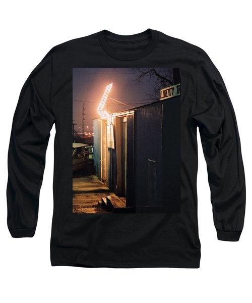 Long Sleeve T-Shirt featuring the photograph Liberty by Steve Karol
