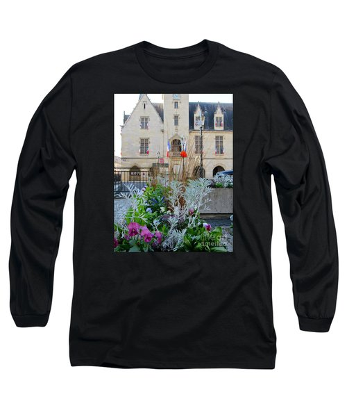 Libourne Town Hall Long Sleeve T-Shirt