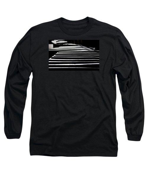 Lids Long Sleeve T-Shirt by David Gilbert