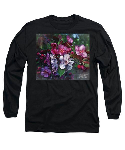Life Balance Long Sleeve T-Shirt by Agnieszka Mlicka