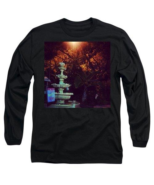 Night Time Trials Long Sleeve T-Shirt