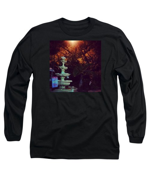 Night Time Trials Long Sleeve T-Shirt