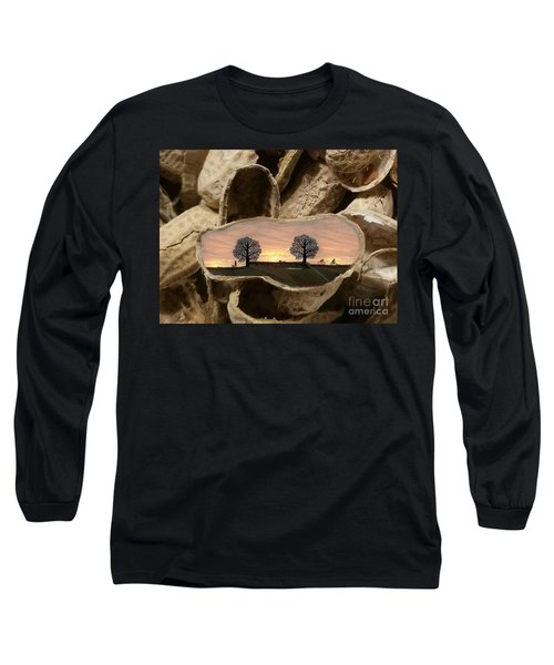 Life In A Nutshell Long Sleeve T-Shirt