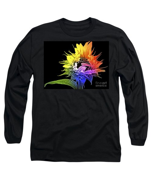 Life Is Like A Rainbow ... Long Sleeve T-Shirt