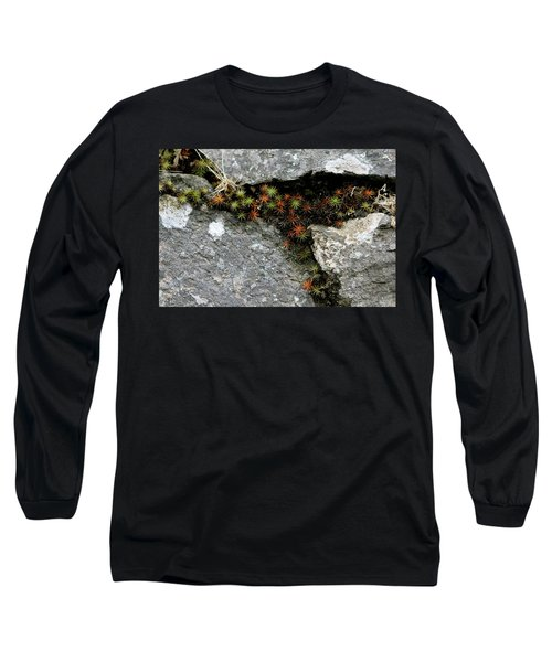 Life Lived In The Cracks Long Sleeve T-Shirt