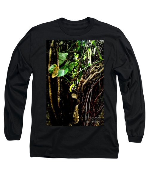 Long Sleeve T-Shirt featuring the photograph Life by Rushan Ruzaick