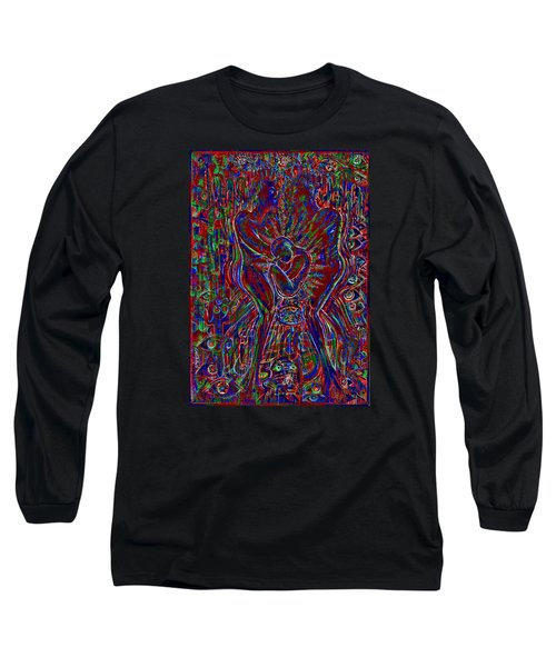 Life Series 3 Long Sleeve T-Shirt by Giovanni Caputo