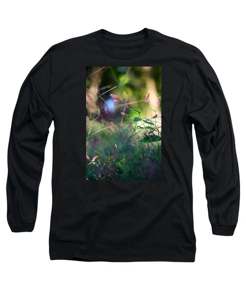 Life's Journey Long Sleeve T-Shirt by Tracy Male