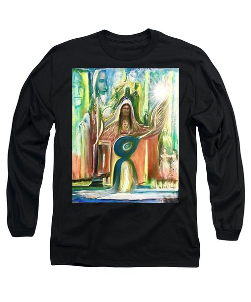 Light And The Awakening  Long Sleeve T-Shirt