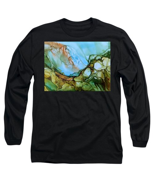 Light My Fire Long Sleeve T-Shirt by Pat Purdy