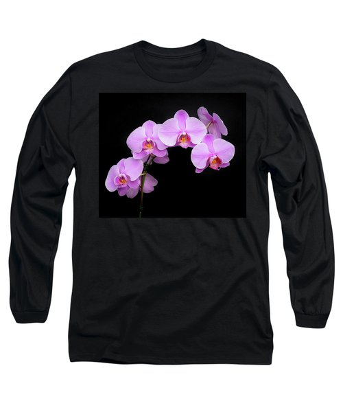 Light On The Purple Please Long Sleeve T-Shirt