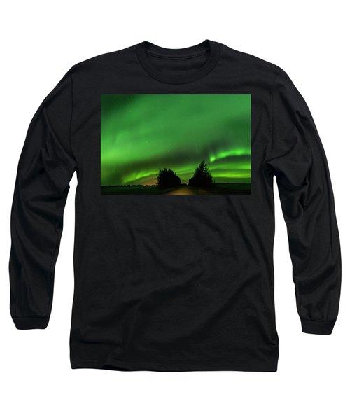 Lighting The Way Home Long Sleeve T-Shirt