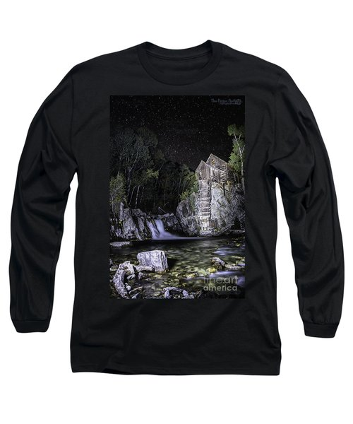 Lights On The Mill Long Sleeve T-Shirt
