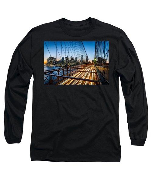 Lightwave Long Sleeve T-Shirt
