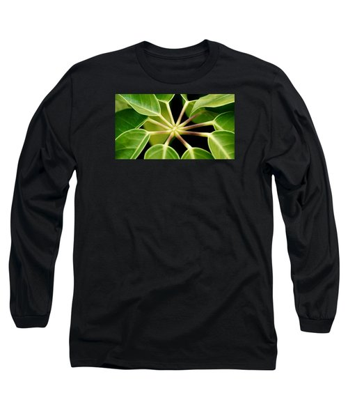 Long Sleeve T-Shirt featuring the photograph like a Star by Werner Lehmann