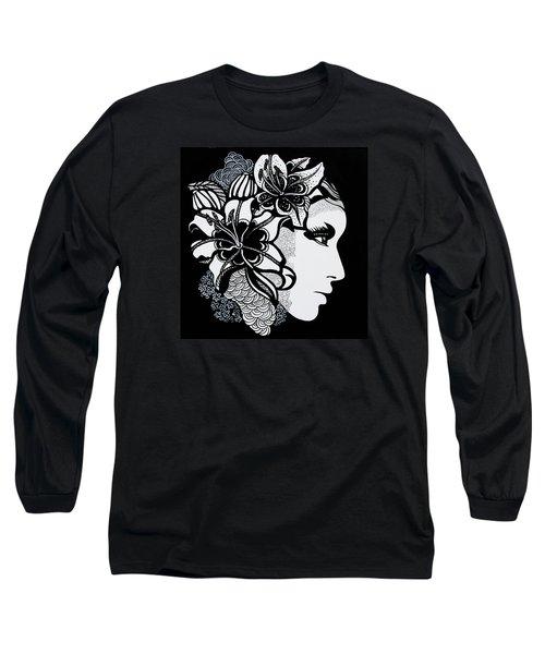 Lily Bella Long Sleeve T-Shirt by Yelena Tylkina