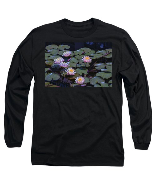 Lily Of The Night Long Sleeve T-Shirt
