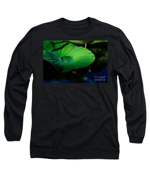 Lily Water Long Sleeve T-Shirt