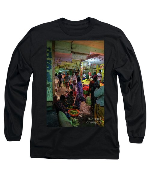 Long Sleeve T-Shirt featuring the photograph Limes For Sale by Mike Reid