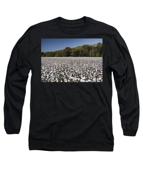 Limestone County Alabama Cotton Crop Long Sleeve T-Shirt