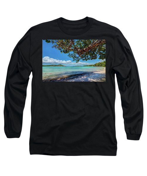 Lindquist Beach Long Sleeve T-Shirt