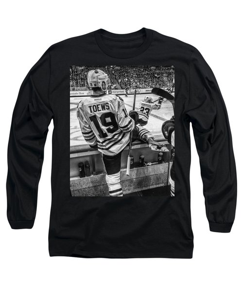 Line Change Long Sleeve T-Shirt