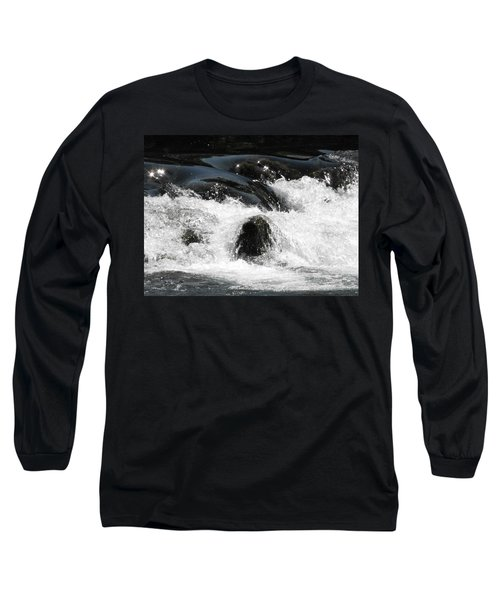 Liquid Art Long Sleeve T-Shirt