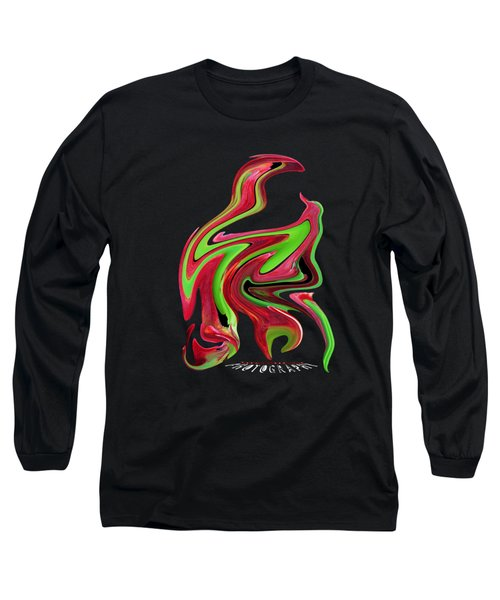 Liquid Iceplant Transparency Long Sleeve T-Shirt