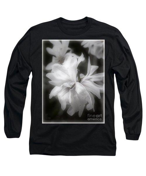 Lisa Long Sleeve T-Shirt by Elaine Teague