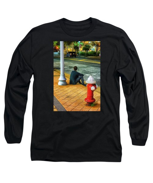 Listening  Long Sleeve T-Shirt