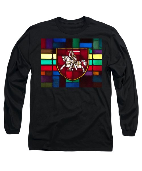 Lithuania Coat Of Arms Long Sleeve T-Shirt