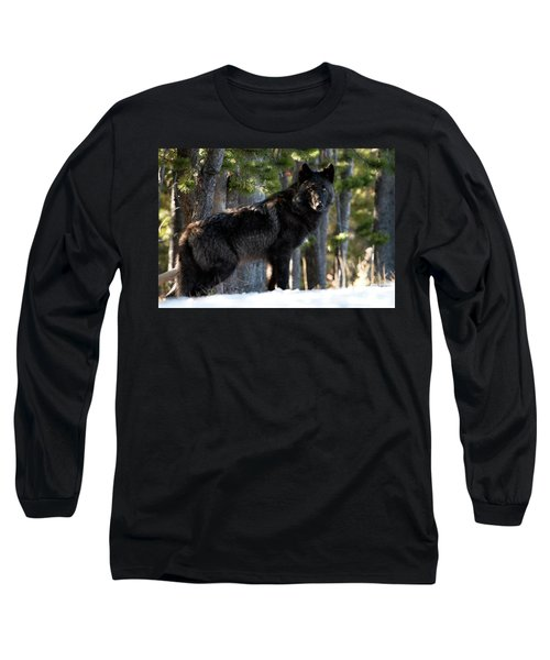 Little Blackie Long Sleeve T-Shirt