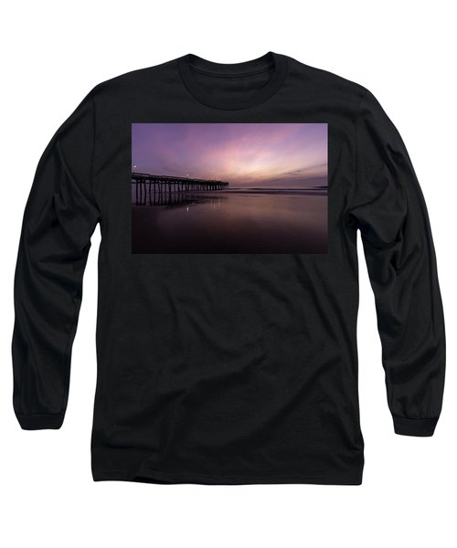 Little Island Sunrise Long Sleeve T-Shirt
