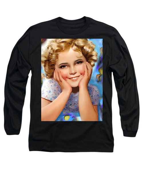 Little Miss Shirley Long Sleeve T-Shirt
