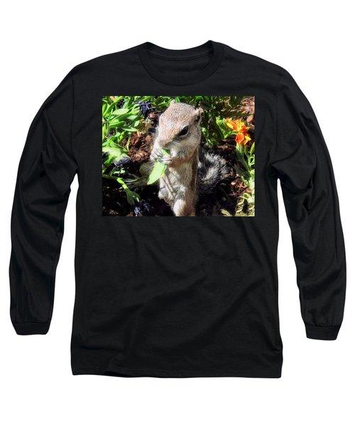 Little Nibbler Long Sleeve T-Shirt