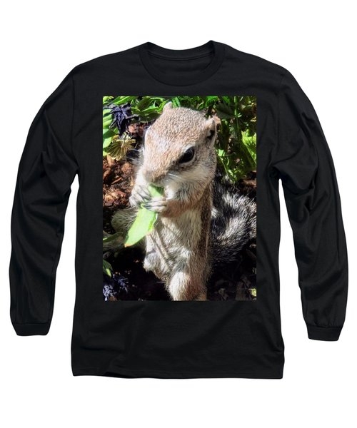 Little Nibbler Long Sleeve T-Shirt