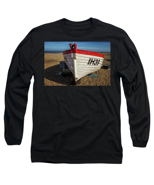 Little Red Boat Long Sleeve T-Shirt