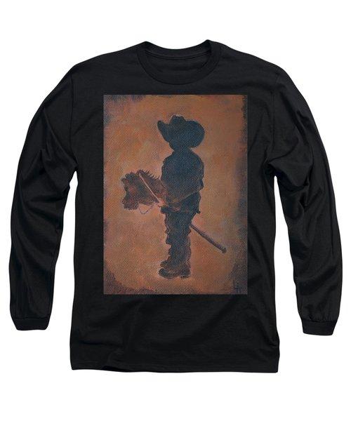 Little Rider Long Sleeve T-Shirt