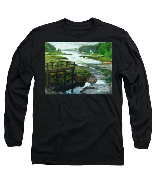 Little River Gloucester Study Long Sleeve T-Shirt