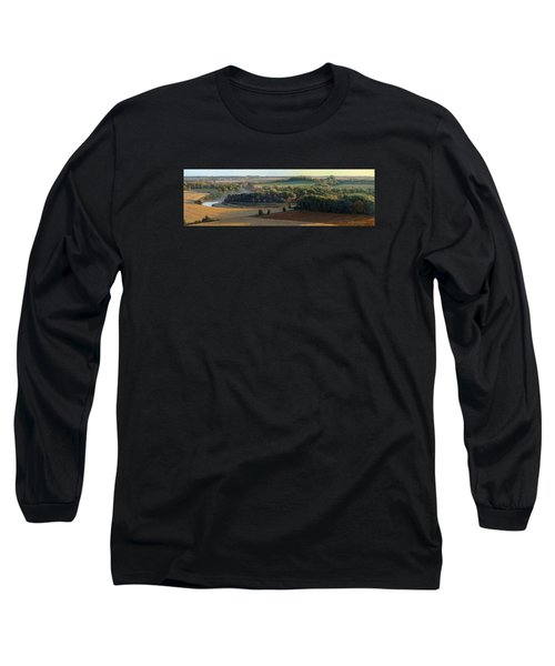 Little Sioux Autumn Sunrise Long Sleeve T-Shirt