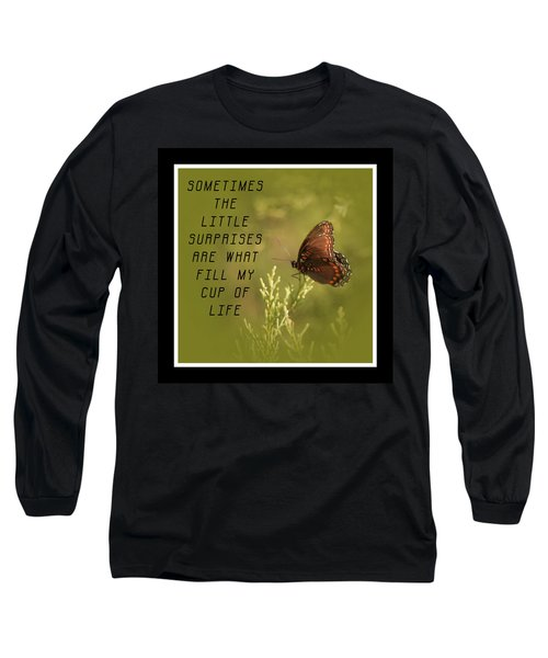 Little Surprises Long Sleeve T-Shirt
