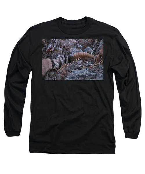 Live Rattles Long Sleeve T-Shirt