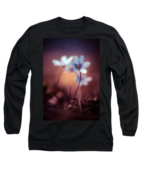 Long Sleeve T-Shirt featuring the photograph Liverworts by Jaroslaw Blaminsky