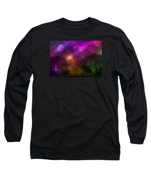 Long Sleeve T-Shirt featuring the photograph Living In Oz by Bernd Hau