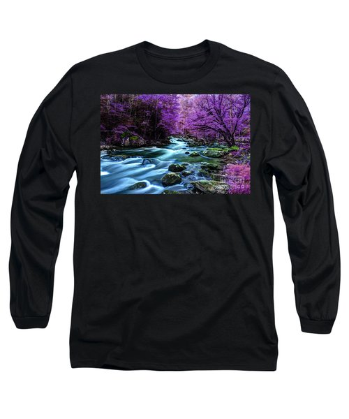 Living In Yesterday's Dream Long Sleeve T-Shirt